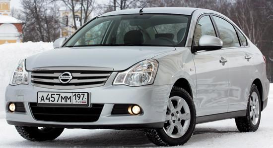 Nissan Almera (2017-2018) на IronHorse.ru ©