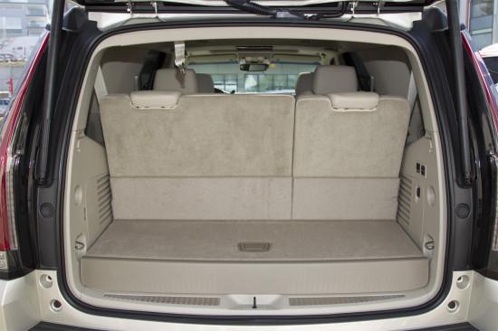 багажник Escalade 4