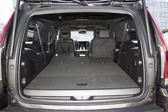 багажник Escalade IV ESV