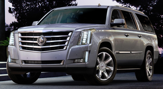 Cadillac Escalade 4 (2017-2018) на IronHorse.ru ©