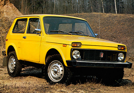 ВАЗ-2121 (Нива)