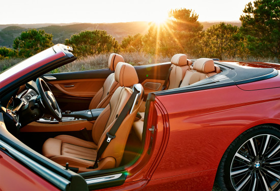 BMW 6 Convertible (F12)