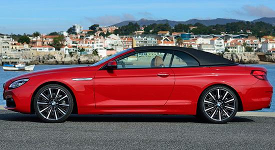 кабриолет BMW 6-серии (F12)