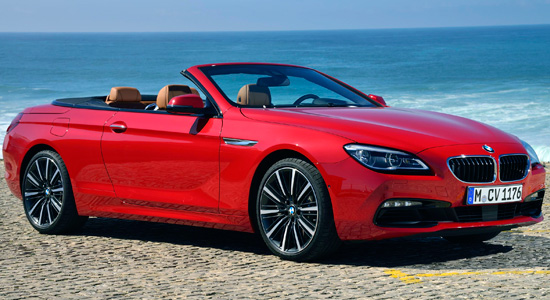 BMW 6-Series Convertible (F12)