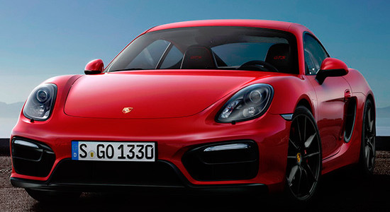 Porsche Cayman GTS (2014-2016) на IronHorse.ru ©