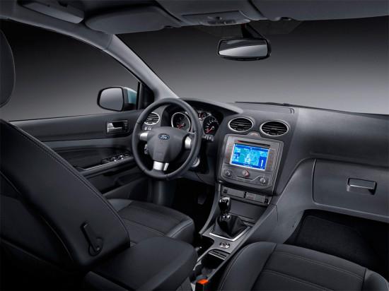 интерьер Ford Focus II