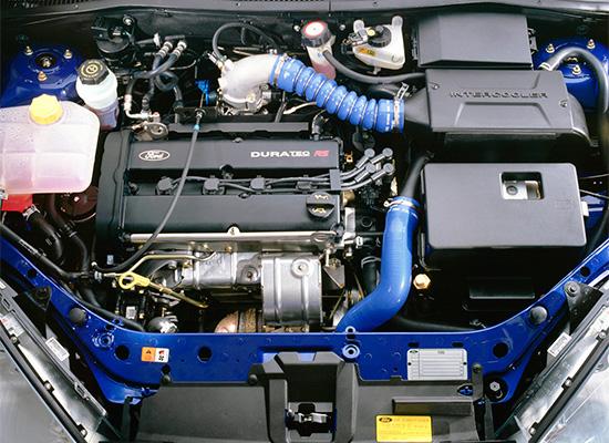 под капотом Ford Focus 1 RS