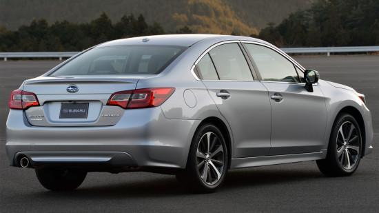 Subaru Legacy B4 (6-е поколение)