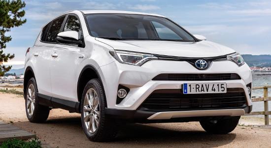 Toyota RAV4 Hybrid (XA40) на IronHorse.ru ©