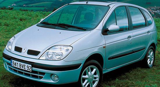 Renault Scenic 1 на IronHorse.ru ©