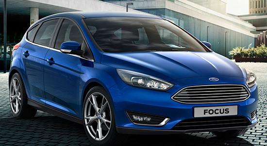 Ford Focus 3 (хэтчбек) на IronHorse.ru ©