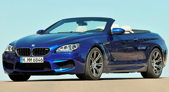 BMW M6 Convertible (F12) на IronHorse.ru ©