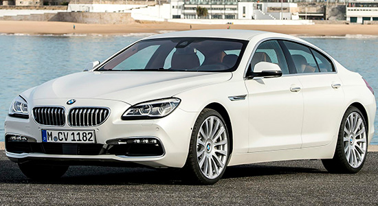BMW 6-Series Gran Coupe (F06)