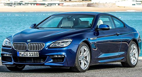 BMW 6-Series Coupe (F13) на IronHorse.ru ©