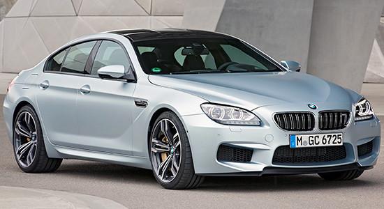 BMW M6 Gran Coupe (F06) на IronHorse.ru ©