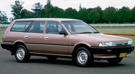 универсал Toyota Camry V20