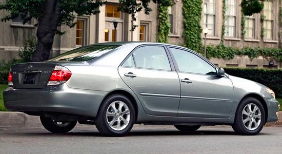 Тойота Камри в 30 кузове