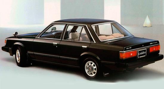 Тойота Селика Камри (1980-1982)