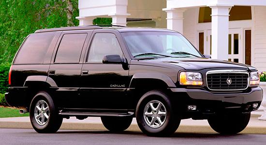 Cadillac Escalade I (GMT 400) 1999-2000