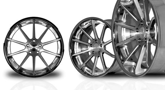 кованые колёсные диски