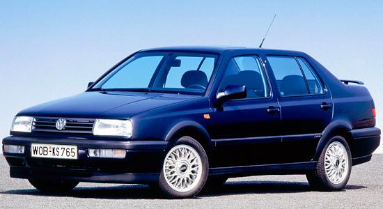 Volkswagen Vento (Jetta 3) на IronHorse.ru ©