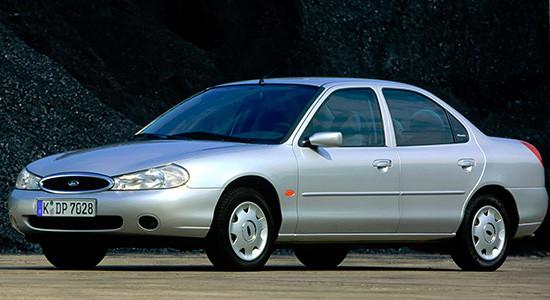 Ford Mondeo (Mk II) 1996-2000 на IronHorse.ru ©