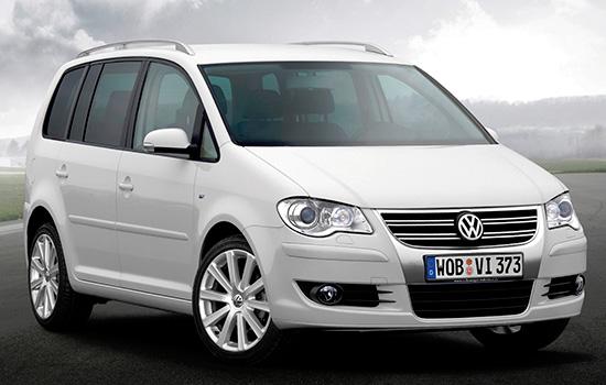 Volkswagen Touran 1 (2006-2010)