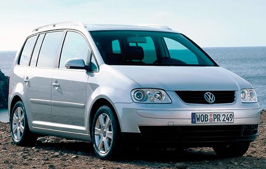 Volkswagen Touran 1 (2003-2006)