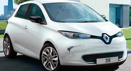 Renault Zoe на IronHorse.ru ©