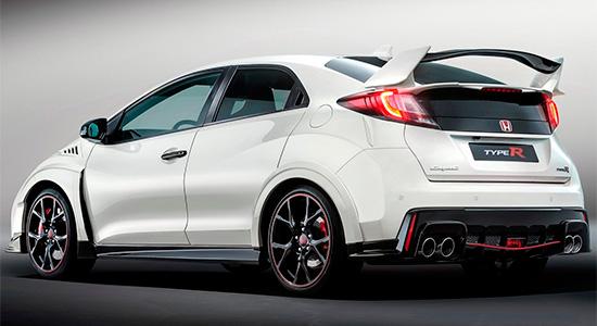 Хонда Цивик Type R (FK2)