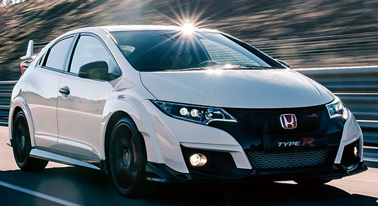 Honda Civic Type R (FK2) на IronHorse.ru ©