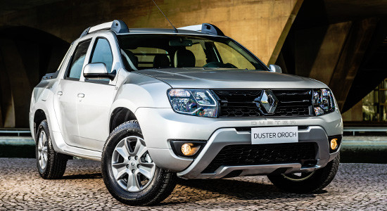 Renault Duster Oroch на IronHorse.ru ©