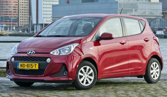 Hyundai i10 2017-2018