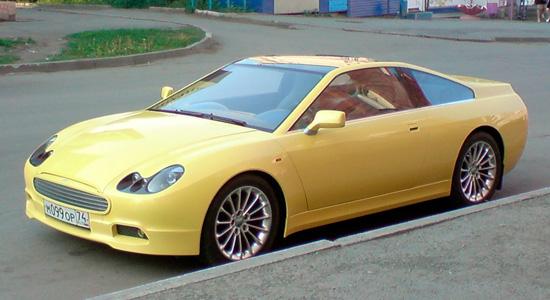 ISV - челябинский спорткар