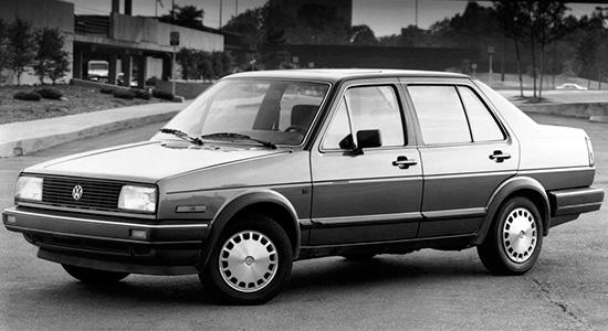Volkswagen Jetta 2 (A2, Typ 1G, 1984–1992)