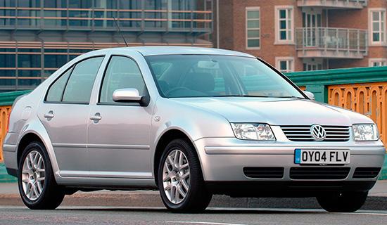 Volkswagen Bora (Jetta A4, Typ 1J, 1999–2006)