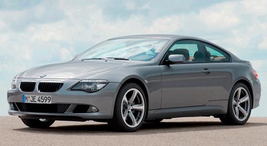 купе BMW 6-Series (E63)