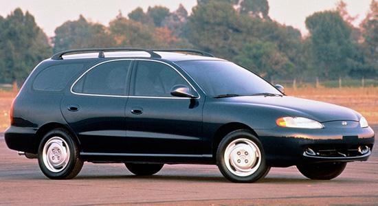 универсал Hyundai Elantra (1995-2000)