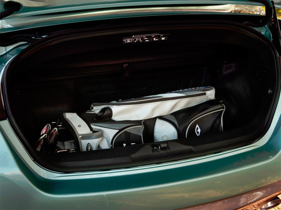 багажник Murano CrossCabriolet