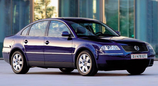 Volkswagen Passat B5.5 на IronHorse.ru ©