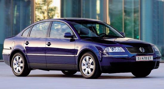 Volkswagen Passat B5.5 (2000-2005)