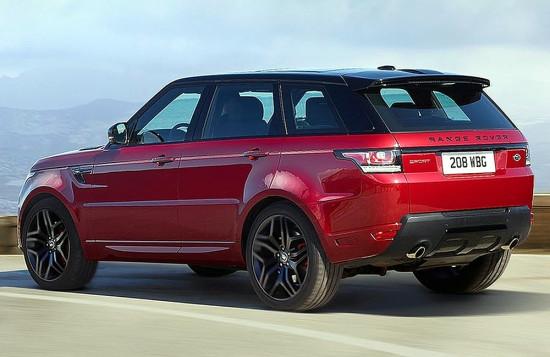 Range Rover Sport HST (L494)