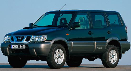 Nissan Terrano II (1993-2006) на IronHorse.ru ©