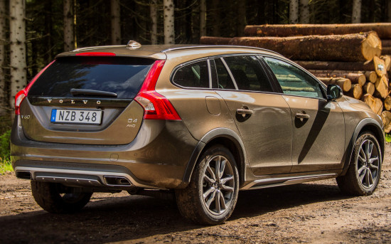 Volvo V60 Cross Country 2014-2018