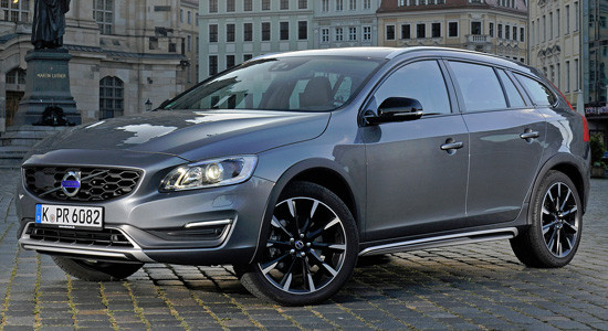 Volvo V60 Cross Country на IronHorse.ru ©