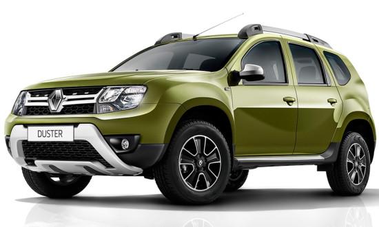 Renault Duster 2015-2016 года (для России)