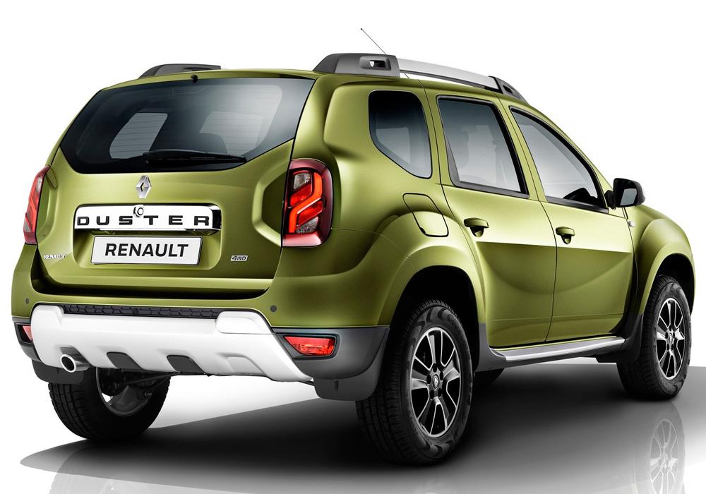 renault duster новый кузов 2014