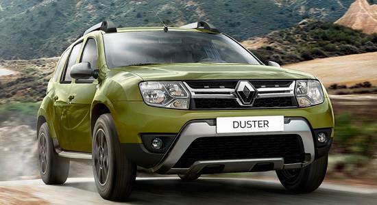 Renault Duster (2019-2020) на IronHorse.ru ©