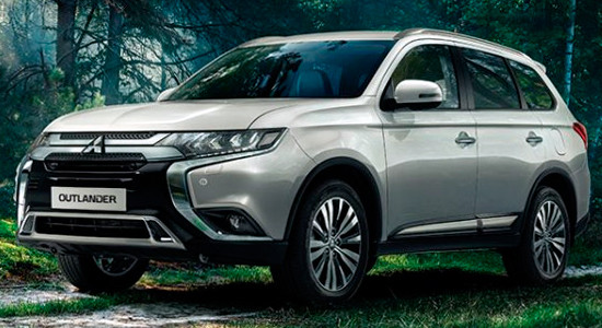 Mitsubishi Outlander 3 New