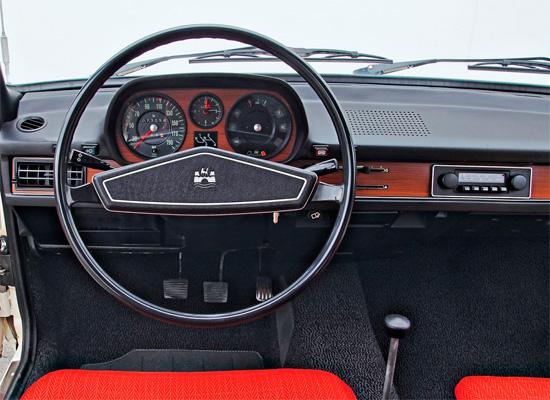интерьер Volkswagen Passat B1 (1973-1980)